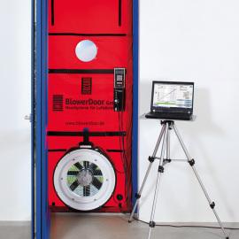 Minnepolis BlowerDoor Standard Messsystem kaufen mieten leasen Fachhändler